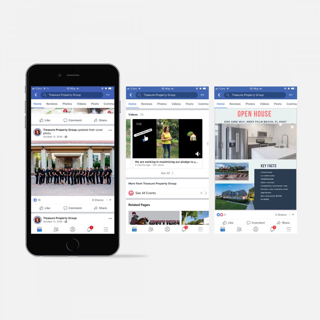 Facebook Mockup 1